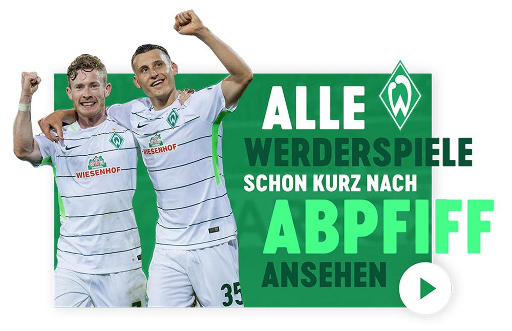 Werder Bremen - Composing