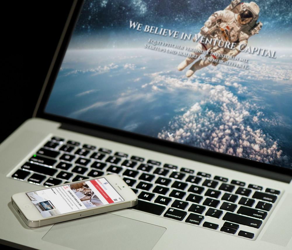 EquityPitcher - Relaunch der Internetpräsenz